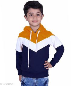 Sweatshirts & Hoodies Oh Yes Full Sleeve Solid Boys Sweatshirt Fabric: Polycotton Sleeve Length: Long Sleeves Pattern: Colorblocked Multipack: 1 Sizes:  4-5 Years (Chest Size: 26 in Length Size: 17 in Waist Size: 25 in)  5-6 Years (Chest Size: 28 in Length Size: 18 in Waist Size: 27 in)  10-11 Years (Chest Size: 36 in Length Size: 22 in Waist Size: 35 in)  8-9 Years (Chest Size: 32 in Length Size: 20 in Waist Size: 31 in)  7-8 Years (Chest Size: 30 in Length Size: 19 in Waist Size: 29 in)  9-10 Years (Chest Size: 34 in Length Size: 21 in Waist Size: 33 in)  Country of Origin: India Sizes Available: 4-5 Years, 5-6 Years, 7-8 Years, 8-9 Years, 9-10 Years, 10-11 Years, 11-12 Years, 12-13 Years, 13-14 Years   Catalog Rating: ★4.3 (1068)  Catalog Name: Cutiepie Fancy Boys Sweatshirts CatalogID_1736817 C59-SC1177 Code: 805-9779165-