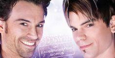"""Gewinne eine Blu-ray der Ehrlich Brothers - Pointer verlost bis zum 17. Januar dreimal die Blu-ray """"Magie - Träume erleben"""" der Ehrlich Brothers."""