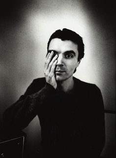 David Byrne   SAME AS IT EVER WAS....!
