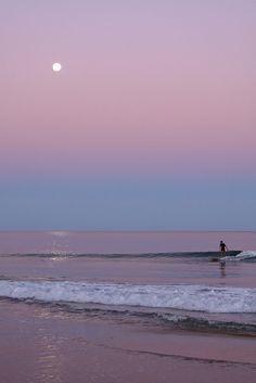 Pink hued surf. Inspiration for #pink #gems
