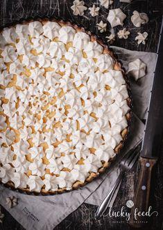 Rezept Zitronentarte, Zitronentarte, frische Zitronentarte, Tina Kuchenkönigin, französische Zitronentarte Pie, Baking, Desserts, Blog, Roots, Simple, Pies, Biscuits, Torte