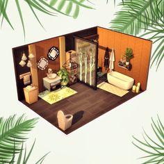 Obejrzyj ten pokój w Galerii The Sims