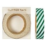 Our festive Red Stripes Glitter Tape is the perfect addition to your gift wrapping arsenal this season! How cute will your packages be with a pop of this cheery tape? Green Glitter, Gold Glitter, Tapas, Sprinkle Of Glitter, Decorative Tape, Decorative Accents, Red Home Decor, Diamond Glitter, Paper Decorations