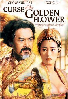 Curse Of The Golden Flower: (2006) Chow Yun-Fat, Li Gong, Jay Chou, Yimou Zhang
