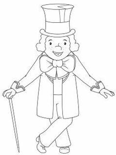 Roald Dahl Colouring Pages  Roald Dahl day is Sept 13th
