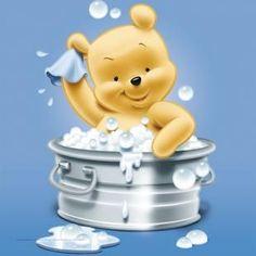 Pooh Baby, Cute Winnie The Pooh, Winne The Pooh, Winnie The Pooh Quotes, Winnie The Pooh Friends, Disney Pencil Drawings, Easy Disney Drawings, Disney Princess Drawings, Cute Disney Wallpaper