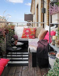 8-stylowych-pomyslow-jak-urzadzic-balkon-Stylowe-dodatki @DomWnetrze