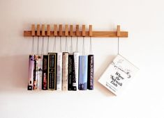 Hanging Bookshelf Cool Idea Design Id631 - Home Decor Gifts For Book Lovers - Accessories Design - Product Design
