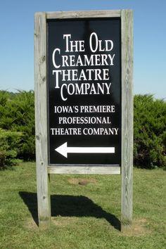 Old Creamery Theater, Amana Colonies, Iowa