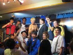 ブログ更新しました。『月例お笑いライブラン8☆4代目MC争奪バトル』 http://amba.to/1lPzsZN