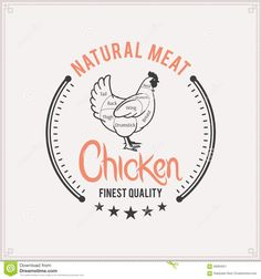 Butcher Shop Label Template, Chicken Cuts Diagram - Download From Over 39 Million High Quality Stock Photos, Images, Vectors. Sign up for FREE today. Image: 59084051
