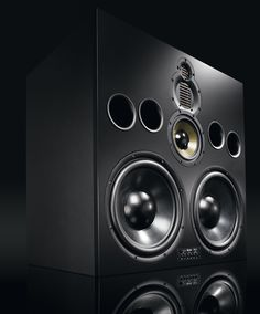 ADAM S5X-H studio monitor