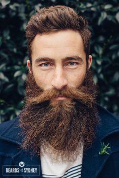 #Beards of Sydney