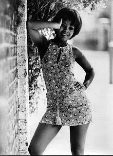 P P Arnold. 1960s photo.