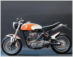 Yamaha XS650 -'YABSA' - Pipeburn - Purveyors of Classic Motorcycles, Cafe Racers & Custom motorbikes
