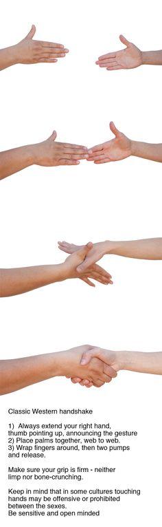 The Classic Western Handshake: Greeting Committee, by Ana Prvacki