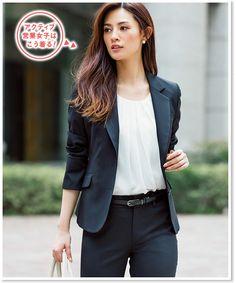 【AOKI&Oggiコラボ】夏の好感オフィス美人コーディネート|スーツ・紳士服・礼服のAOKI