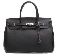 Hermes Birkin It-Bag Black