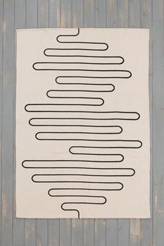 Assembly Home Wave-Stripe Rug from Urban Outfitters. Saved to WANTS. Shop more products from Urban Outfitters on Wanelo.
