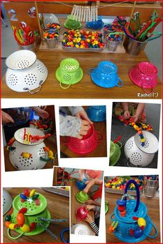 Motricidad fina juegos (6) Activities For 1 Year Olds, Educational Activities For Kids, Literacy Activities, Preschool Activities, Preschool Centers, Preschool At Home, Science Experiments Kids, Science For Kids, Micro Creche
