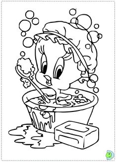 Speedy Gonzales Coloring Pages : Great activity or party