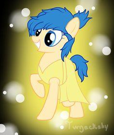 My Little Inside Out Joy by twijackshy on DeviantArt My Little Pony Dolls, All My Little Pony, My Little Pony Drawing, My Little Pony Friendship, New Pixar Movies, Monster High Pictures, Disney Inside Out, Joy And Sadness, Funny Disney Jokes