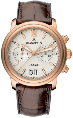 Blancpain Leman Flyback Chronograph & Big Date