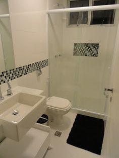 Futuro Apê: Banheiro