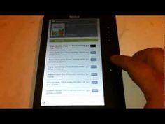Weltbild - Hugendubel eBook Reader 3.0 im Test - Preview