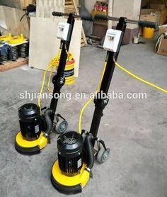 220V high speed grinding equipment concrete floor polisher