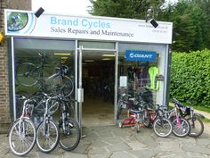Visit Brand Cycles for a great choice of childrens and adults bikes.  Bikes are a popular choice for Christmas presents! www.brandcycles.co.uk