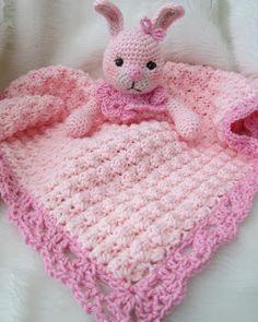 Teri Crews Designs: New Bunny Huggy Blanket Pattern