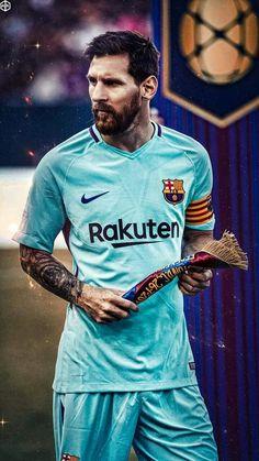 Be a messi fan Fc Barcelona, Lionel Messi Barcelona, Barcelona Football, Neymar, Good Soccer Players, Football Players, Ronaldo, Premier League, Argentina National Team
