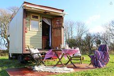 Lottie The Lorry Pembrokeshire £60pn no pets :(
