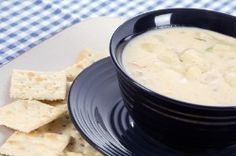 Grandma's Potato Soup – sometimes there is nothing better than a steaming hot pot of soup.