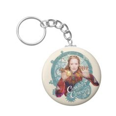 Alice in Wonderland - Alice | Curiouser and Curiouser. Regalos, Gifts. #llavero #KeyChain