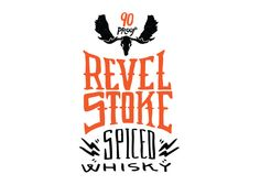Revel Stoke Spiced - The Dieline -