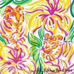 Tiger lilly.