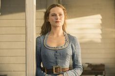 'Westworld' saddles up with six-shooters and existential angst     - CNET  Enlarge Image  Rachel Evan Wood leads a cast of robots more human than the humans who mistreat them.                                             HBO                                          Theres a moment early in Westworld a new HBO series about a Wild West theme park staffed by robots where a guest is asked to complete his cowboy outfit by choosing a hat. The choice obviously is between a white hat and a black…
