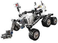 LEGO Mars Curiosity Rover. $29.99