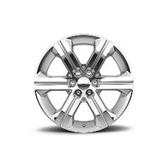 Yukon XL Wheel, 22in CK157: Personalize your Yukon XL with these 22-Inch Chrome Accessory Wheels. Use only GM-approved wheel and tire combinations.