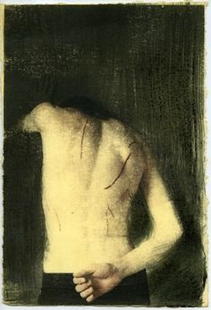 Daniel's Back, 2007 © Toyin Ibidapo   Michael Hoppen Gallery (UK)