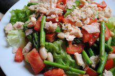 Salata de sparanghel cu ton