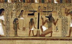 Book of the Dead of Ancient Egypt