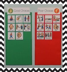 Goes with David Shannon's David Goes To School ... free behavior card printables