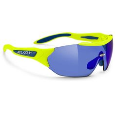 OCCHIALE hypermask performance YELLOW FLUO
