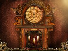 CoTo: Grandfather Clock Puzzle by Ethereal-Mind on deviantART