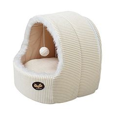 OSPet Warm Washable Teddy Kennel Cat Litter Dog House Yurt Dog Bed Pet Bed for Small Dogs *** Learn more by visiting the image link. (This is an affiliate link and I receive a commission for the sales) Indestructable Dog Bed, Dog Shock Collar, Cool Dog Beds, Cat Room, Pet Furniture, Cat Accessories, Pet Costumes, Baby Dogs, Pet Shop