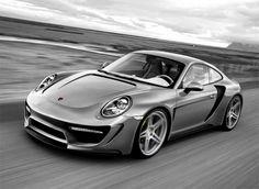 Porsche 991 Widebody Kit