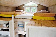 Gäststugan - compact living på landet - Allt om Fritidshus